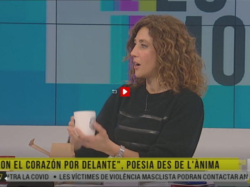 Tot es mou Tv3- Itziar Castro - Els Ximplets